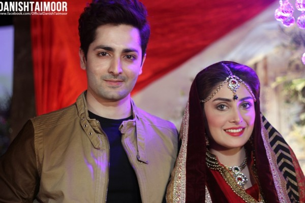 Aiza Khan And Danish Taimoor Pics 09