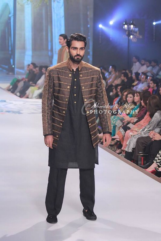 Amir Adnan Collection At Pantene Bridal Couture Week 2014 007