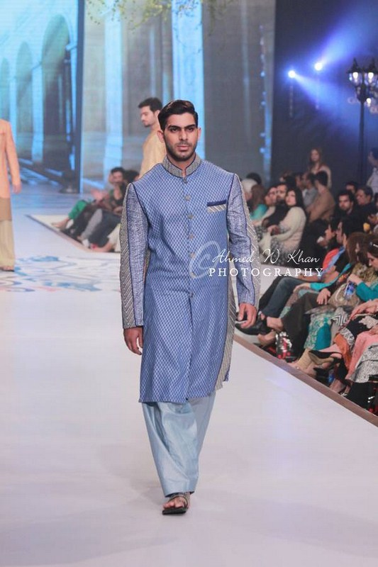 Amir Adnan Collection At Pantene Bridal Couture Week 2014 008