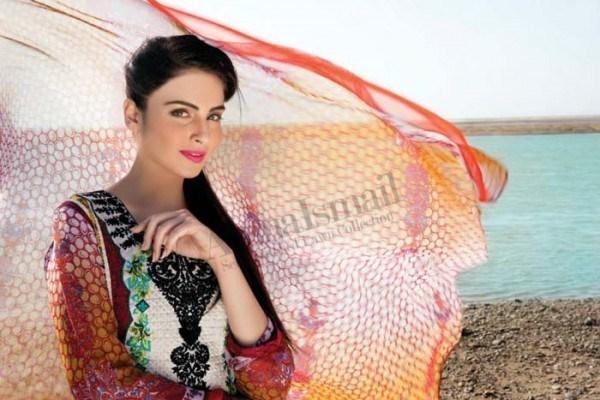 Amna Ismail Summer Dresses 2014 Volume 2 For Women 005