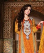 Amna Ismail Summer Dresses 2014 Volume 2 For Women 008