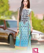 Ayesha Samia Lawn Dresses 2014 by Dawood Lawns 3