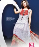 Ayesha Samia Lawn Dresses 2014 by Dawood Lawns 4