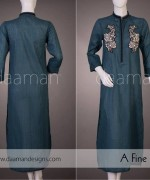 Daaman Casual Wear Dresses 2014 for Summer014