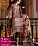 Gul Ahmed Prima Lawn Dresses 2014 For Summer 2