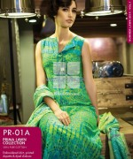 Gul Ahmed Prima Lawn Dresses 2014 For Summer 4