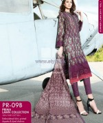Gul Ahmed Prima Lawn Dresses 2014 For Summer 5