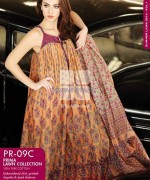 Gul Ahmed Prima Lawn Dresses 2014 For Summer 6