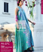 Gul Ahmed Prima Lawn Dresses 2014 For Women 11