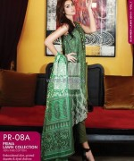Gul Ahmed Prima Lawn Dresses 2014 For Women 8