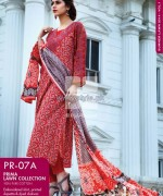 Gul Ahmed Prima Lawn Dresses 2014 For Women 9