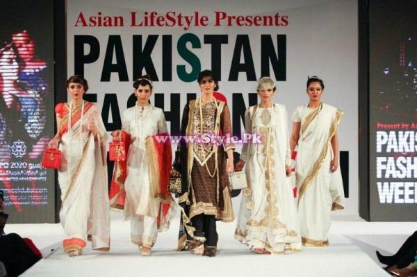 Kayseria Pret in Pakistan Fashion Week Dubai