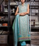 Khaadi Lawn 2014 New Arrivals for Women001