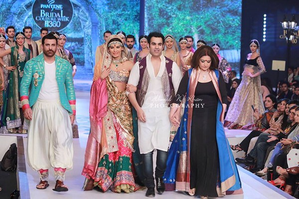 Kuki Concepts Collection At Pantene Bridal Couture Week 2014 0013