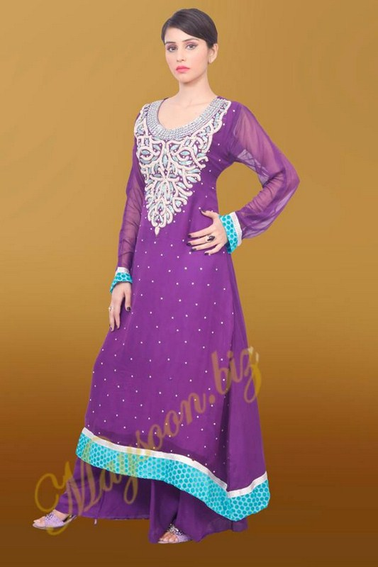 Maysoon Party Dresses 2014 For Women 0011