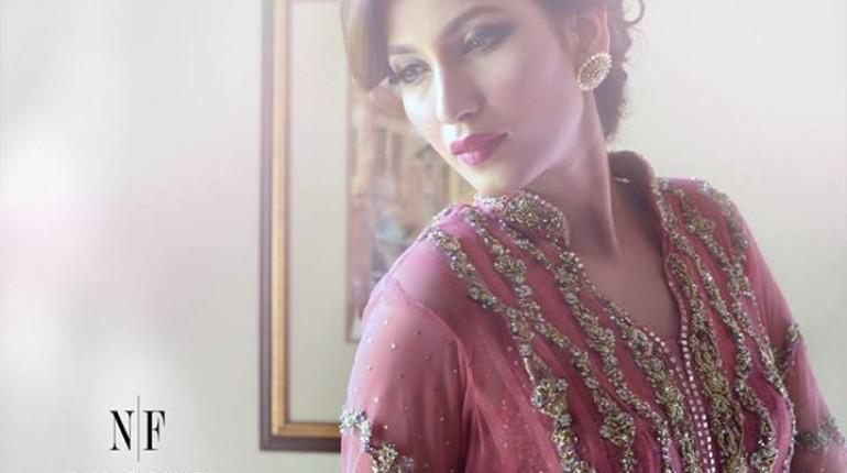 Nadia Farooqui Formal Wear Dresses 2014 for Women