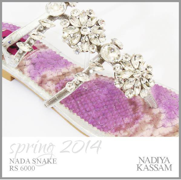 Nadiya Kassam Footwear Collection 2014 For Women 007