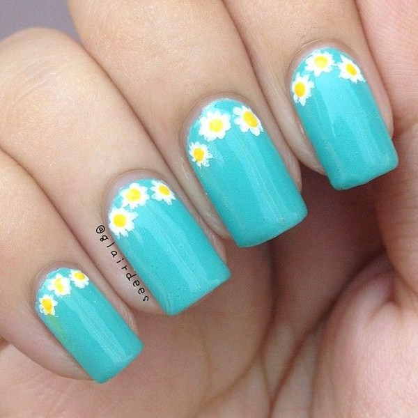 Nail Art Designs For Summer 2014 0017