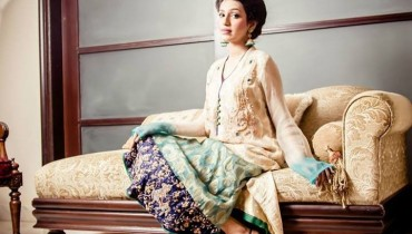 Nida Ali Luxury Pret 2014 for Women