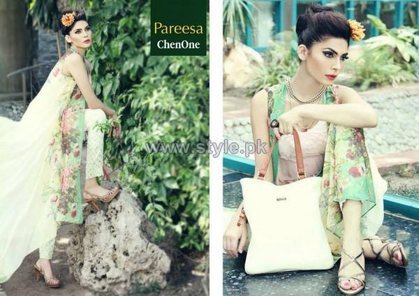 Pareesa Summer Arrivals 2014 For Women 4