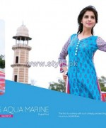 Phulkari by Taana Baana Summer Dresses 2014 Volume 2 For Girls 11