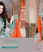 Phulkari by Taana Baana Summer Dresses 2014 Volume 2 For Girls 12