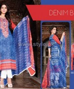 Phulkari by Taana Baana Summer Dresses 2014 Volume 2 For Girls 13