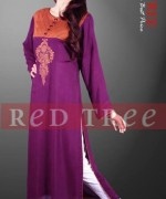 Red Tree Kurtis for Summer 2014002