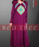 Red Tree Kurtis for Summer 2014004