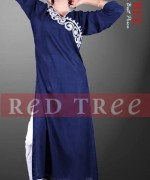 Red Tree Kurtis for Summer 2014007