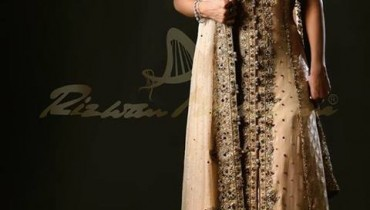 Rizwan Moazzam Bridal Wear Dresses 2014 for Women