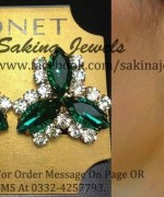 Sakina Jewelery Party Wear Collection 2014 For Women 004