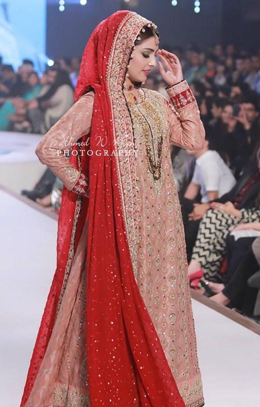 Sana Abbas Collection At Pantene Bridal Couture Week 2014 007