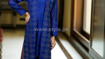 Sana Salman Eid Dresses 2014 For Women 10