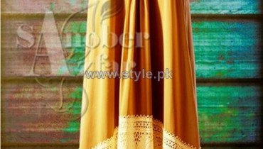 Sanober Azfar Summer Dresses 2014 For Women 11