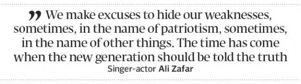 Shaan And Ali Zafar Word War Of Patriotism pic 02