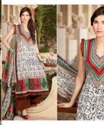 Shariq Textiles Riwaj Lawn Prints 2014 For Summer 3