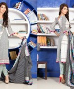 Shariq Textiles Riwaj Lawn Prints 2014 For Summer 6
