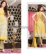 Shariq Textiles Riwaj Lawn Prints 2014 Volume 3 8