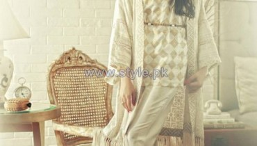 Shehrnaz Summer Dresses 2014 For Girls 3