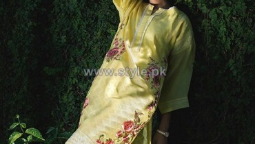 Suffuse by Sana Yasir Summer Dresses 2014 For Women 8
