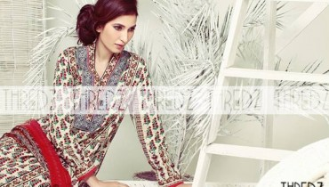 Thredz Lawn 2014 for Women