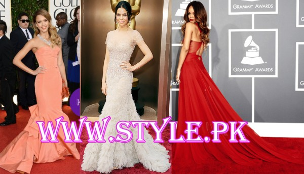 What Hollywood Celebrities Like To Wear In Shows pic