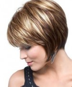 Women Hairstyles For Short Hair In Summer 004