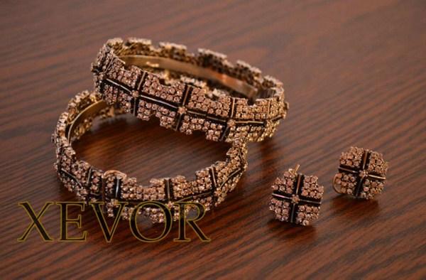 Xevor Jewellery Designs 2014 For Girls 003