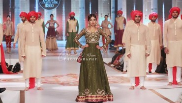 Zaheer Abbas Collection At Pantene Bridal Couture Week 2014 001