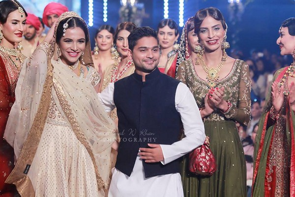 Zaheer Abbas Collection At Pantene Bridal Couture Week 2014 0017