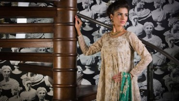 Zari Faisal Bridal Wear Dresses 2014 for Women
