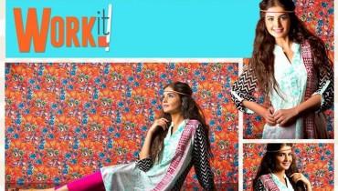 Zari Faisal Summer Dresses 2014 for Women