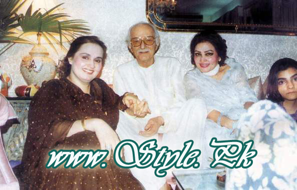 Zill-E-Huma Daughter Of Noor Jehan Has Passed Away pic 01